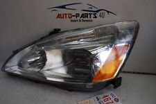 2003-2007 HONDA ACCORD COUPE LEFT HALOGEN HEADLIGHT 03-07 UC46774 aftermarket