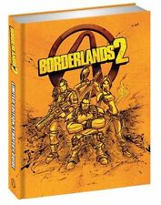Borderlands 2: Official Limited Edition Strategy Guide [Hardcover, 2012] NEW