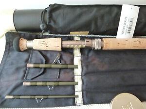 Hardy Zenith 12'6 #7 4pce Fly Fishing Rod