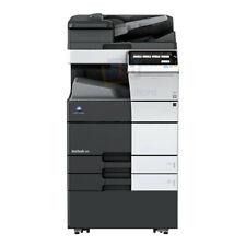 Konica Minolta Bizhub 558 A3 Mono Laser Copier Printer Scanner Mfp 55ppm 458