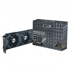 R9 390 8 GB GDDR5 XFX AMD RADEON 2 COOLERS - BLACKPLATE - UNBOXED