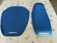 HONDA EZ90 CUB 1991 TO 1996 MODEL SEAT COVER BLUE  (H190--n6)
