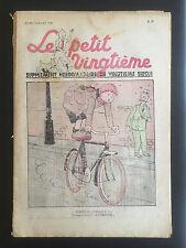 Tintin - Hergé - Le Petit Vingtième du 2 juillet 1938 - N27 - BE