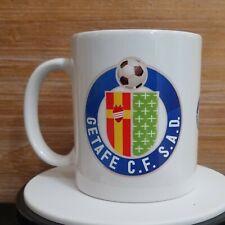 GETAFE  Coffee Mug Cup Taza Souvenir Regalo Fútbol  soccer 11oz Ceramic