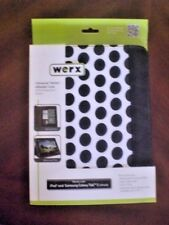 Ipad/ Galaxy tab 2 notebook holder/case WERX