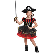 Precocious Pirate Toddler Costume Size 3-4T Disguise