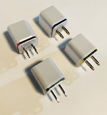 USB wall Fast Charger Adapter 1A 2A 5V  For Android / Galaxy / iPhone -B303 USA