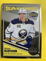 2029-20 OPC Platinum Retro Rookie #R-61 Victor Olofsson Buffalo Sabres RC