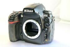 Nikon D700 12.1Mp Digital Slr Camera - Black (body only) w/strap. from Japan