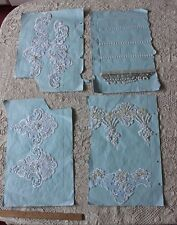 11 Vintage Pearl Appliques For Bridal, Sewing & Dolls c1950-1960~Sequins