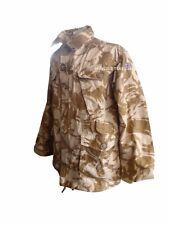 Chaqueta Del Desierto Combate Ripstop Smock/- 180/96 medio-British Army Military G3043