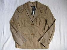 S.OLIVER Damen Blazer Jacke Stretch Schulterpolster Gr.38 jacket shoulder pads