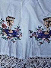 Ostern Handtuch Hochzeit Ikone Russland Original handgemacht Ruschnik 195 cm !