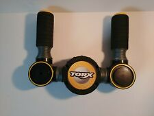 Hasbro Torx Handheld Electronic Memory Game 2000 Tested Works Great