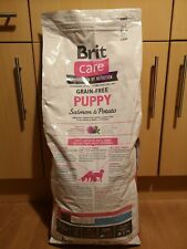 Brit Care Puppy Salmon & Potato Grain-Free