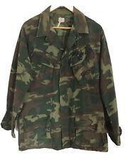 1968 Us Marine Corps Vietnam War erdl Rip Stop Jacket Medium Long