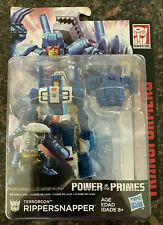 Generations Power of the Primes Terrorcon Deluxe Rippersnapper Genuine US SELLER