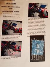 WEIJIANG M01 Commander Oversize AOE Evasion Optimus Prime Shoulder Ratchet Repla