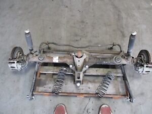 2010-14 Ford Mustang GT Rear Solid Axle Swap 051