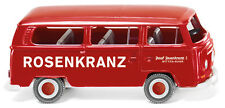 "Wiking Ho 1:87 031501 Vw T2 bus ""Rosenkranz"" - New"