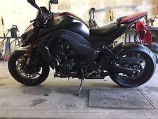2010-2016 Kawasaki Z1000 1000 Radiant Cycles Shorty GP Exhaust Dual Pipes BLACK