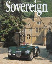 Sovereign magazine Issue 4 the official international magazine of Jaguar cars