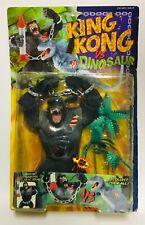 "KING KONG vs DINOSAUR vintage Action figure 24 cm 9,5"" 1980's 1990's Sealed"