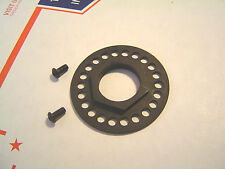 Sportster Pulley Flanged Nut Front Trans Sprocket Softail Dyna Harley PKF-HD1