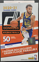 2020-2021 Panini Donruss Basketball Hanger Box NEW FACTORY SEALED