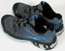 Salomon Hiking Shoes Gray Athletic Shoes for Men for sale | eBay
