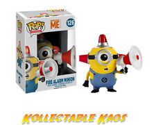 Despicable Me 2 Pop! Vinyl Figure - Fire Alarm Minion