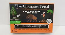 The Oregon Trail Hunt For Food Card Game- 2- 6 Players ~ New