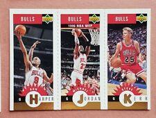 Michael Jordan 1996 NBA MVP Upper Deck Collectors Choice Gold