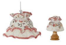 LED-Hängelampe + Tischlampe Puppenhaus-Lampe 3,5V Puppenhauslampe Kahlert 19600