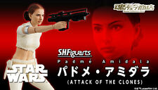 NEW BANDAI S.H.Figuarts Star Wars Padme Amidala ATTACK OF THE CLONES from Japan