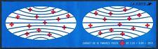 CARNET CROIX ROUGE 1988 125 éme ANNIVERSAIRE DE LA CROIX ROUGE 10 TIMBRES