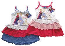 Disney knielange Mädchenkleider aus 100% Baumwolle