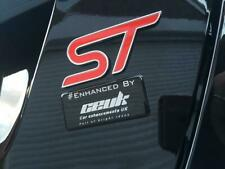 CEUK car gel badges/ stickers for interior and exterior use, multiple colours