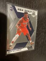 2019-2020 Panini Mosaic Zion Williams NBA Debut New Orleans Pelicans #269 RC🔥🔥