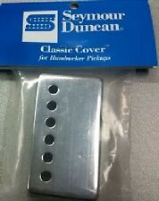 Seymour Duncan Classic Cover Nickel Silver Humbucker Pickup Cover