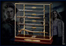 MAGIC WAND STAND GRYFFINDOR GRIFONDORO NOBLE COLLECTION BACCHETTA HARRY POTTER