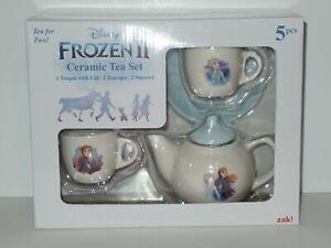 Disney Frozen II Ceramic Tea Party Set 5 pcs. zak!