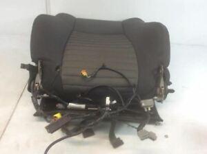 11-14 Dodge Challenger Front Left Seat Bottom Upper Backrest Cushion V