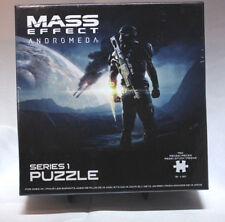 "Mass Effect Andromeda 750 Piece Puzzle New Sealed Series 1 15""x30"" Bioware"