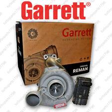 Original Garrett Turbolader A6420909480 Mercedes CLK CLS  C E Klasse GL Reman !