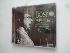 BOSE the forgotten hero ~ Bollywood soundtrack Hindi CD ~ a r rahman ~ 2005  new