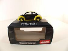 Schuco 04538 Volkswagen VW New Beetle neuf 1/43 MIB limited edition 1/43