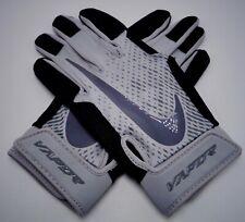 lowest price 606fd 7caf2 Nike Vapor Elite Baseball Gants Gris Loup   Noir Gris Cool pour Homme Grand