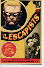 The Escapists #3 2006 VF
