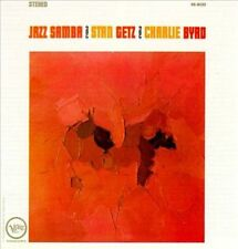 Stan Getz - Charlie Byrd - Jazz Samba - Verve Master Edition CD - Still Sealed